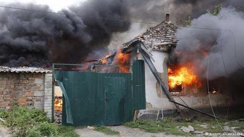 Луганск 19 июля 2014 г.