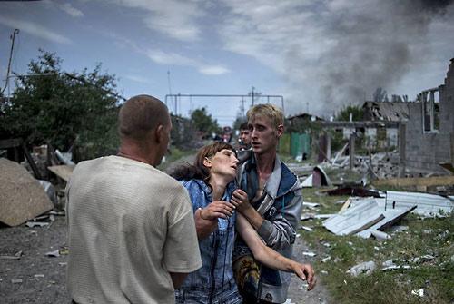 Митр. Онуфрий: «Большинство (выжившего) населения хочет жить в единой Украине»