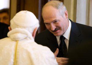 Александр Лукашенко встретится с папой Франциском