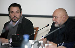 Максим Шевченко и идеолог исламизма Гейдар Джемаль
