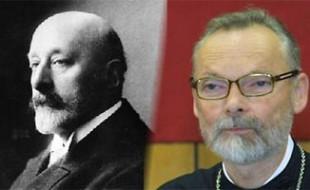 Николай Неплюев и о. Георгий Кочетков.