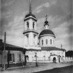 церковь Великомученика Георгия на Всполье на Малой Никитской