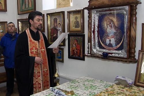 """Епархия """"вывела за штат"""" священника, убитого укронацистами"""