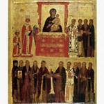 Последование в Неделю Православия