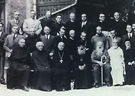 """""""Литургическая неделя"""" в Парижском богословском институте. 1959 г."""