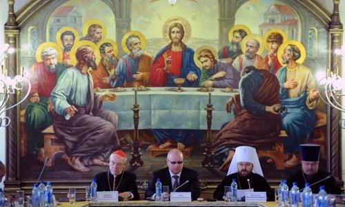 Православно-католический бизнес в Президентской академии