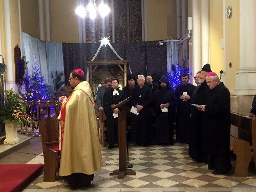 Экуменическое моление в Москве