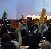 В Пусане выбран Центральный комитет Всемирного совета церквей