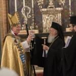 Квазимодо-лекция в исполнении Патриарха Варфоломея