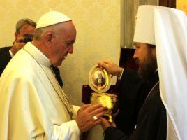 Святые мощи в Ватиканском дворце
