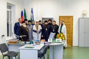 Делегация Зарубежной Церкви посетила соборную мечеть