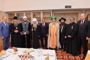 Конфессии приветствуют Рустама Мининханова