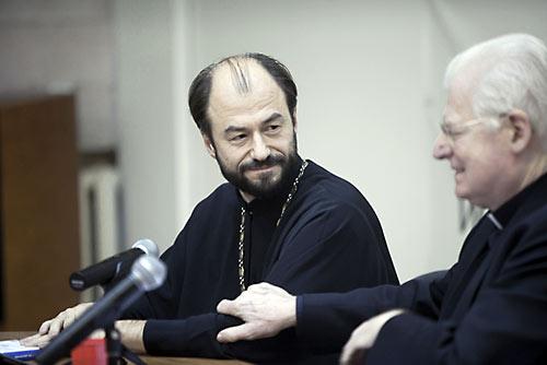 "О. Владимир Шмалий и кардинал Скола: ""абсолютное единство с признанием инаковости""?"