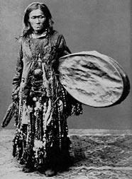 Орочонская шаманка