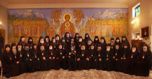 Заседание Священного Синода Грузинской Православной Церкви. 25 мая 2016 г.