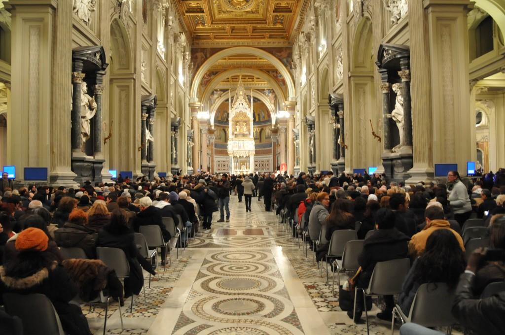 Православные поздравили католическую секту с 47-летием
