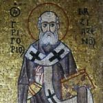 богословие. св. Григорий Богослов