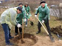Межконфессиональный субботник прошел в Нижнем Новгороде