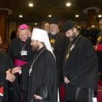 Католический синод выслушал православных