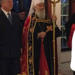 Сербский Патриарх у шведских сиро-яковитов