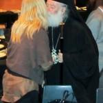 Патриарх Феодор II и «Вассула». Южная Африка, 2010 г.