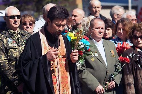 Протоиерей Павел Жученко
