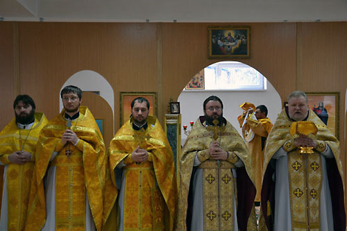 Торжество Православия в УУБА.