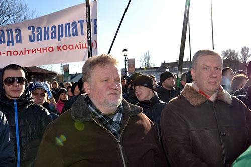 На Евромайдан прибыли православные из УУБА