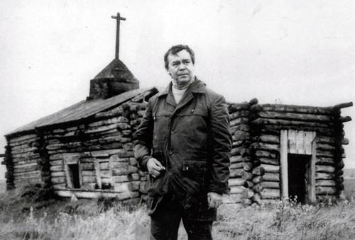 В день похорон Валентина Григорьевича Распутина