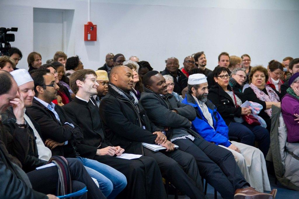 Межрелигиозные контакты Русской семинарии во Франции