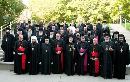 В Аммане проходит сессия православно-католического диалога.