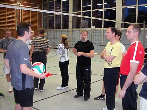 Православный волейбол
