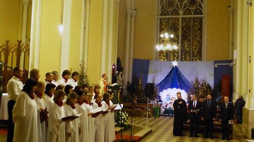Месса о единстве христиан (с участием православных)