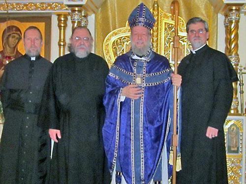 Зарубежная Церковь упразднила западный обряд