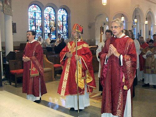 Движение «литургического обновления». Западный обряд