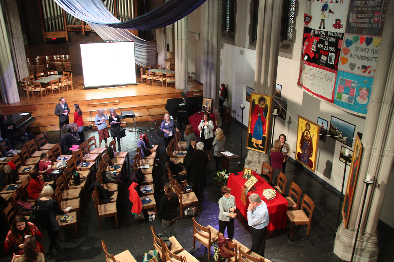 Конференция сторонниц женского священства
